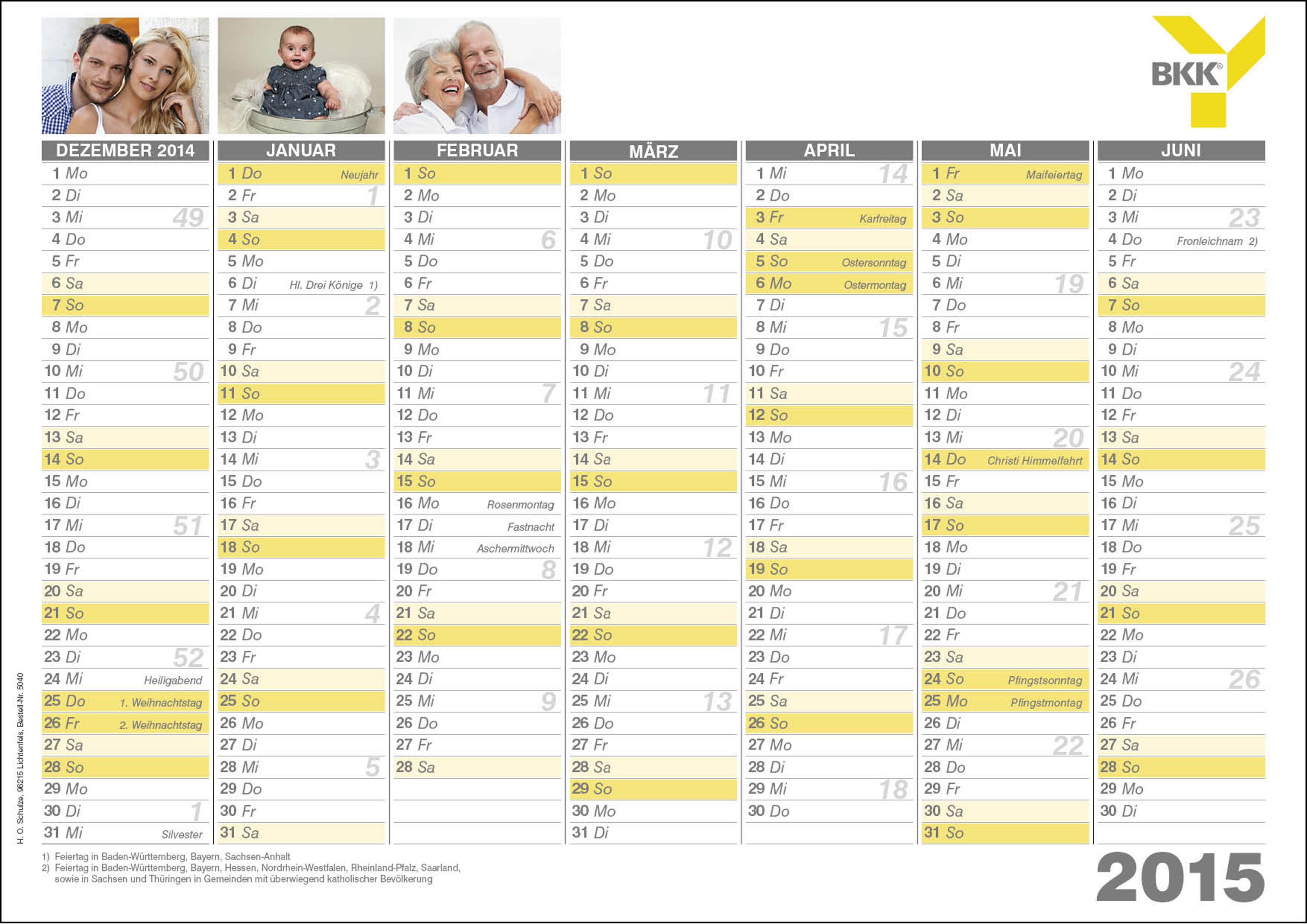 Kalenderverlag