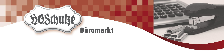 Bueromarkt logo h o schulze for Schulze lichtenfels