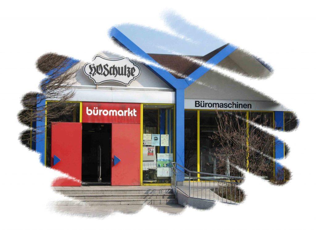 B Romarkt Schulze H O Schulze